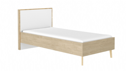 San Francisco 120cm Large Single Bed